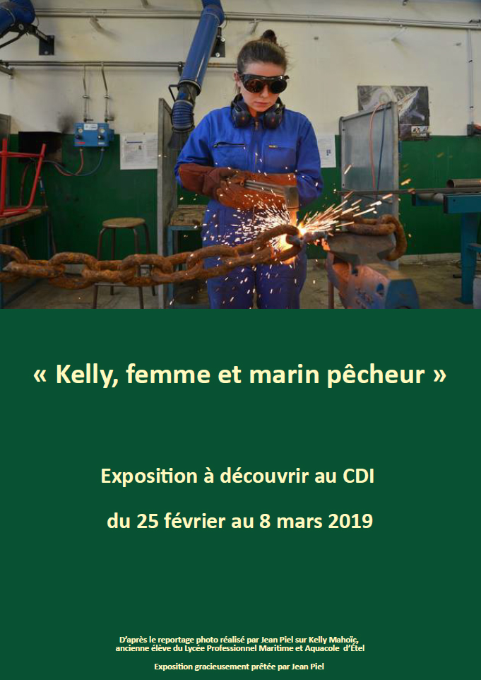 Affiche ExpoKelly