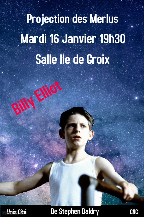 Affiche ProjBilly